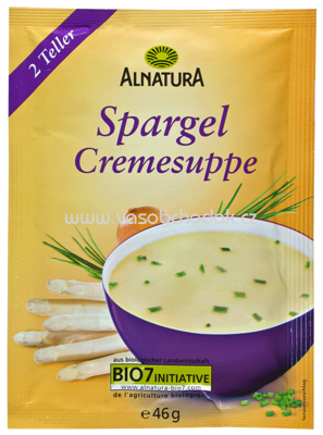 Alnatura Spargelcreme-Suppe 44 g