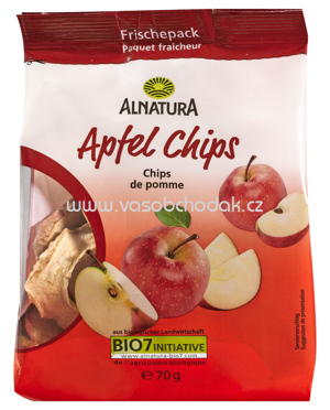 Alnatura Apfel Chips 70 g
