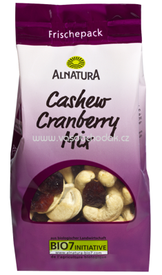 Alnatura Cashew Cranberry Mix 150 g