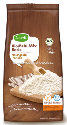 Alnavit Mehl Mix Basis 500g