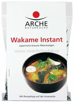 Arche Instant Wakame 50g