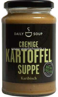 Daily Soup Kartoffelsuppe, 380 g