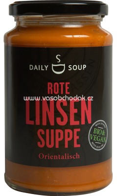 Daily Soup Linsensuppe, 380 g