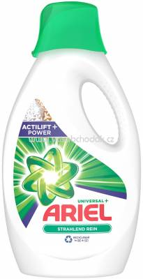 Ariel Universal Gel Actilift Power+, 22 Wl