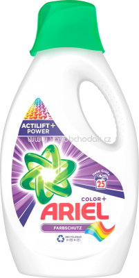 Ariel Color Gel Actilift Power+, 25 Wl