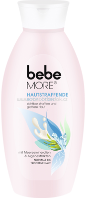 bebe MORE Körperlotion hautstraffend, 400 ml