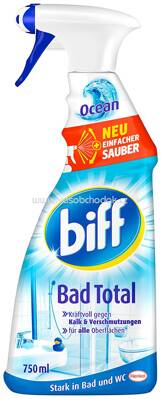 Biff Bad Total Ocean, 750 ml