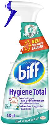 Biff Hygiene Total, 750 ml