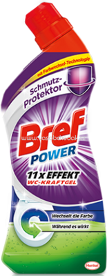 Bref Power Wc Kraftgel Schmutz-Protector, 1l