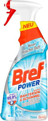 Bref Power Bakterien & Schimmel, 750 ml