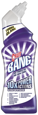 Cillit BANG Wc Power Gel Glanz & Hygiene, 1l