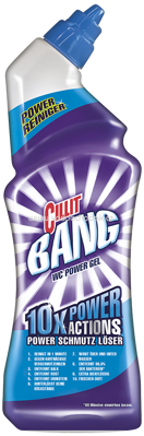 Cillit BANG Wc Power Gel Schmutzlöser, 1l