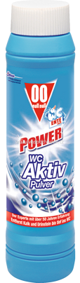 00 Power WC Aktiv Pulver, 1 kg