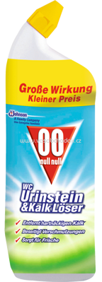 00 WC Urinstein & Kalk Löser, 750 ml