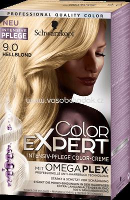 Color expert dunkelblond