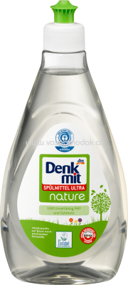 Denkmit Spülmittel ultra nature, 500 ml