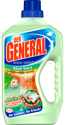 Der General Allzweckreiniger Sensitive Aloe Vera, 750 ml