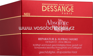 Dessange Kur Absolute Repair, 250 ml