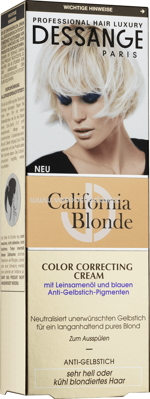 Dessange Kur California Blonde CC Cream, 125 ml