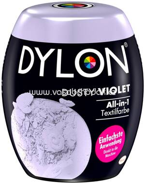 Dylon Textilfarbe All-in-1 Dusty Violet, 1 St