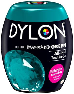 Dylon Textilfarbe All-in-1 Emerald Green, 1 St