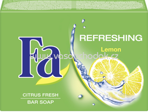 Fa Seifenstück Refreshing Lemon, 100 g