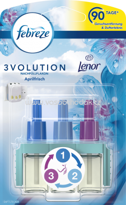 Febreze 3Volution Duftstecker NF Lenor Aprilfrisch, 20 ml