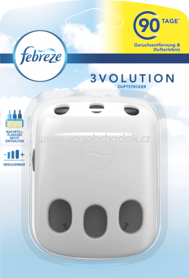 Febreze 3Volution Duftstecker OR, 1 St