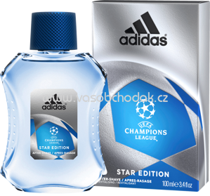Adidas Champions League Star Edition After Shave, 100 ml