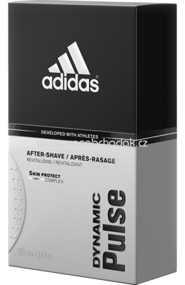 Adidas Dynamic Pulse After Shave, 100 ml