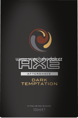 AXE Dark Temptation After Shave, 100 ml