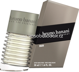 Bruno Banani Man After Shave, 50 ml