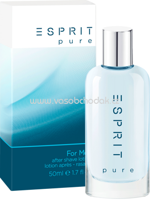 Esprit Pure for Men After Shave, 50 ml