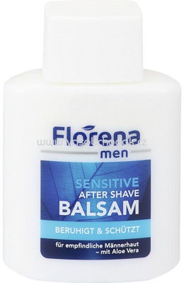Florena After Shave Balsam Sensitive, 100 ml