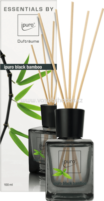 ipuro Raumduft black bamboo, 100 ml