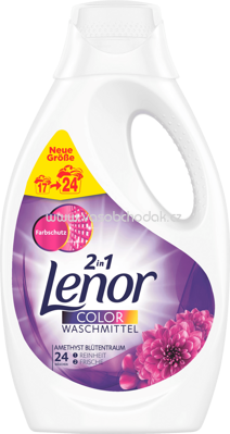 Lenor Color Gel 2in1 Amethyst Blütentraum, 24 Wl