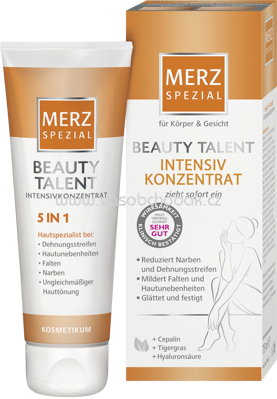Merz Pflegecreme Spezial Beauty Talent Intensivkonzentrat, 75 ml