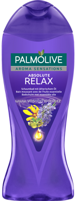 Palmolive Schaumbad Aroma Sensations Absolute Relax, 650 ml