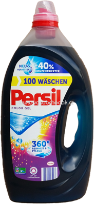 Persil Color Gel, 5l, 100 Wl