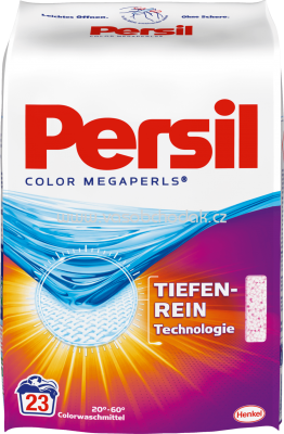 Persil Color Pulver Megaperls, Tiefen Rein Technologie, 23 Wl