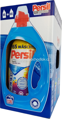 Persil Professional Color Gel, 2x3,25 l, 130 Wl