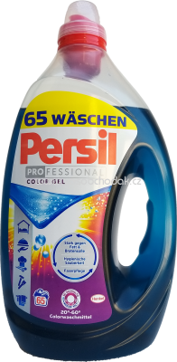 Persil Professional Color Gel, 3,25 l, 65 Wl