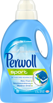 Perwoll Flüssig Sport Activecare Advanced, 1,5l, 20 Wl