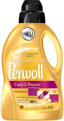 Perwoll Flüssig Care & Repair Advanced, 1,5l, 20 Wl