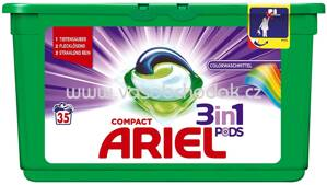 Ariel Colorwaschmittel 3in1 PODS Color, 35 Wl