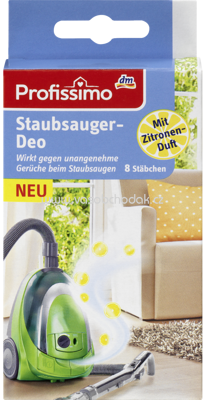 Profissimo Staubsauger-Deo, 8 St
