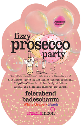 treaclemoon Badesalz fizzy prosecco party, 80 g
