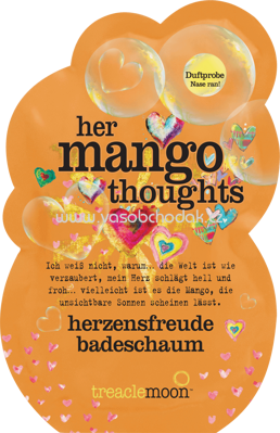 treaclemoon Badesalz her mango thoughts, 80 g