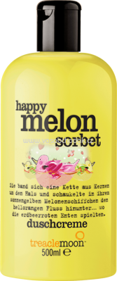 treaclemoon Cremedusche happy melon sorbet, 500 ml
