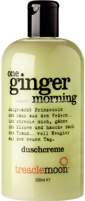 treaclemoon Cremedusche one ginger morning, 500 ml